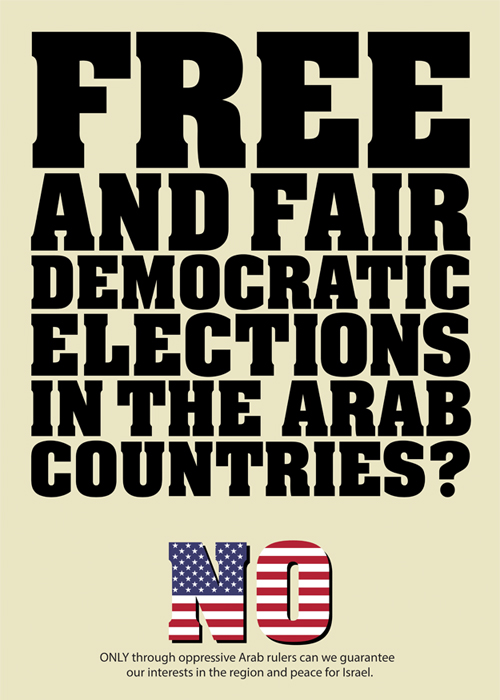 Free and fair democratic elections in the Arab countries?