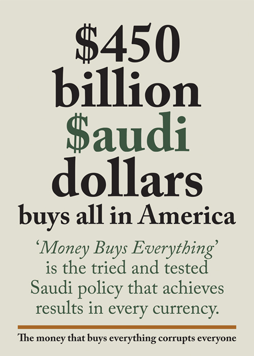 $450 billion $audi dollars buys all in America