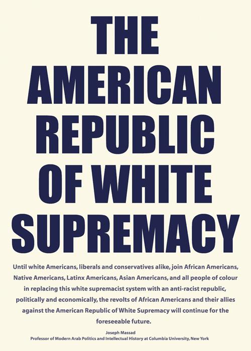 The American Republic of White Supremacy